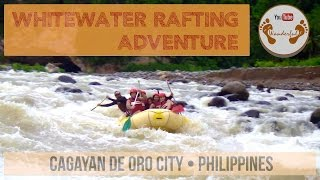 Wanderful: Whitewater Rafting Adventure   Cagayan De Oro City, Misamis Oriental     Philippines