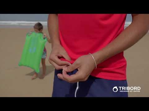 67892b0e6 Camiseta com proteção solar UPF50+ masculina Tribord - Exclusividade  Decathlon