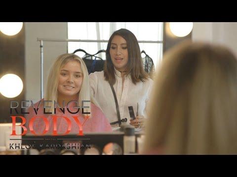 Stephanie Meets Her Famous Glam Squad | Revenge Body With Khloé Kardashian | E!