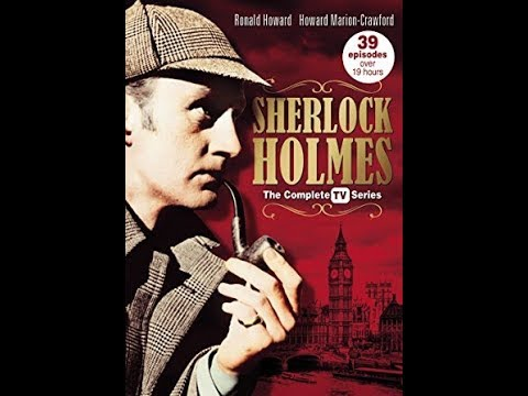 Sherlock Holmes 1954 - Ep 10 Of 39 - The Mother Hubbard Case