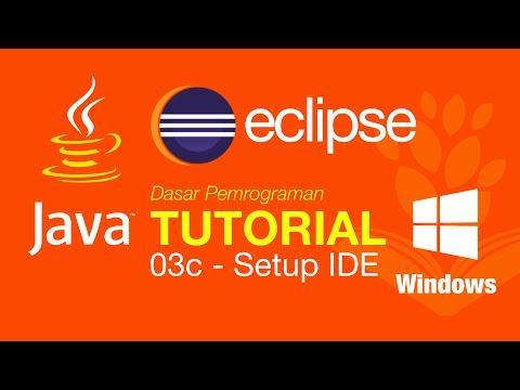Cara Instal Eclipse C++