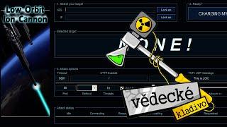Co je to DDOS? - Hackování - Vědecké kladivo AK 21