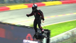 Flyboard Air Opens the WEC - 6 Hours of Spa-Francorchamps!