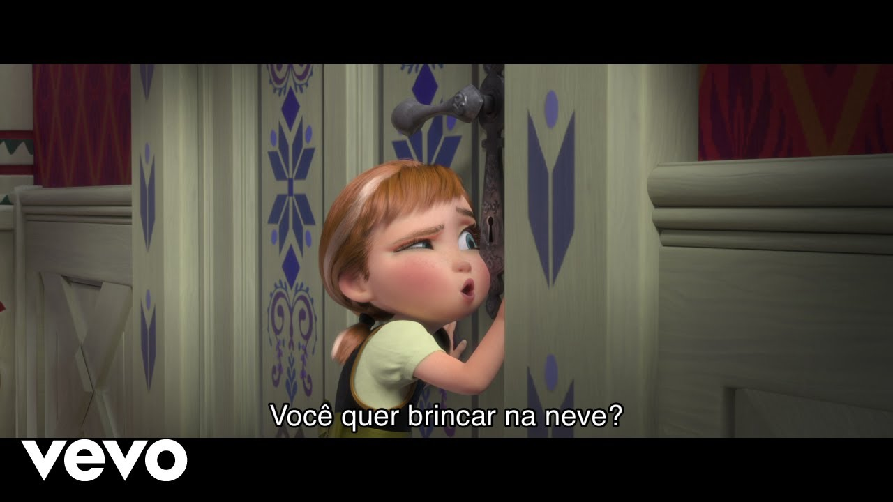 """Download Quer Brincar Na Neve? (De """"Frozen: Uma Aventura Congelante""""/Com letra)"""