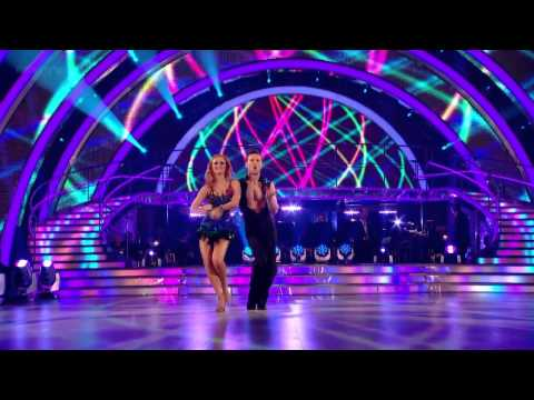 Harry Judd & Aliona Vilani  Samba  Strictly Come Dancing 2011  Week 6