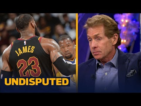 Skip Bayless on Kevin Durant and LeBron James rivalry | Undisputed
