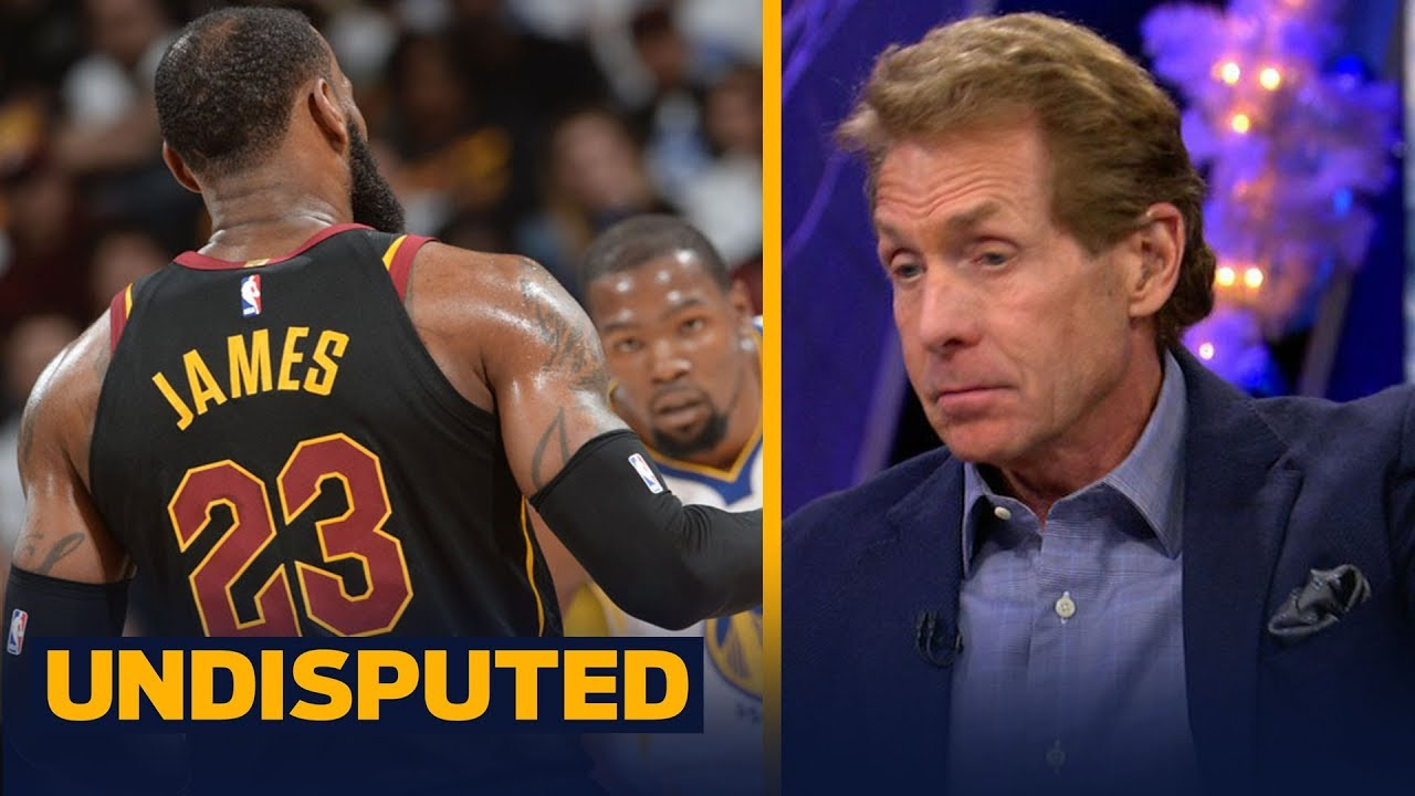 01540ccf181 Skip Bayless on Kevin Durant and LeBron James rivalry