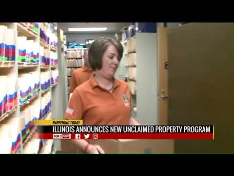 Illinois Unclaimed Property Program