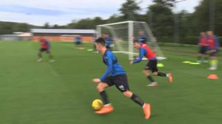 Trailer: Training Barrie Mckay Nutmeg Skill Andy Halliday