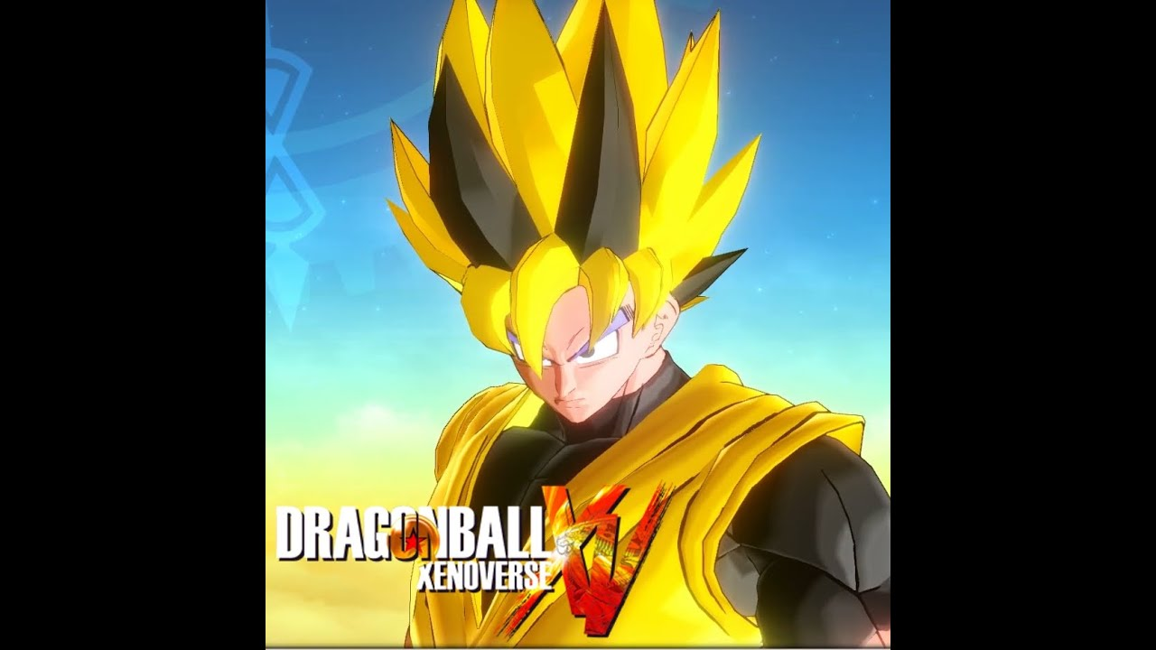 Hairstyles Xenoverse : Dragon Ball Xenoverse Super Saiyan Hair Mod - Best Hairstyle and ...