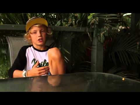 10 year old World Champion Wakeboarder Sam Brown