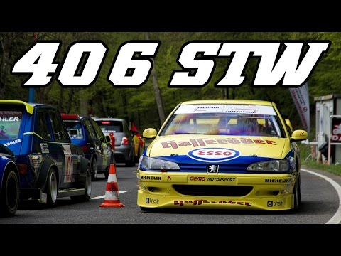 Peugeot 406 STW - Pure sound