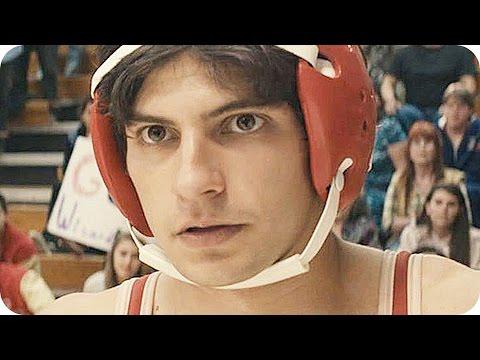 AMERICAN WRESTLER: THE WIZARD Trailer (2016) Jon Voight Sports Movie