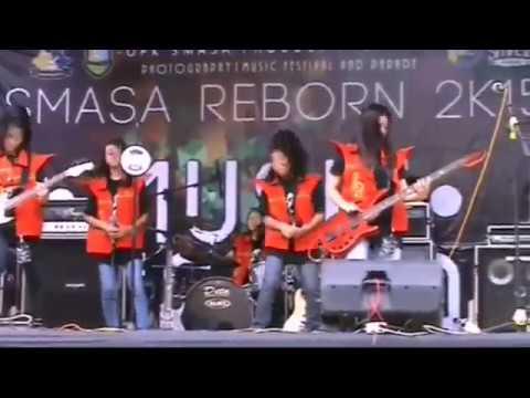 festival of the band ! winner 'Mazel Tov' Indonesian female rock band