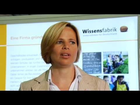 My job explained - Sabine Brandenburger, Robert Bosch GmbH
