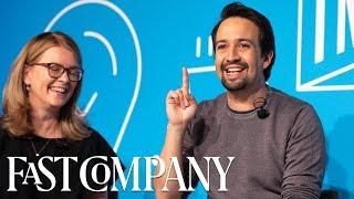 Lin-Manuel Miranda on How 'Hamilton' Plays Into His Legacy | Fast Company