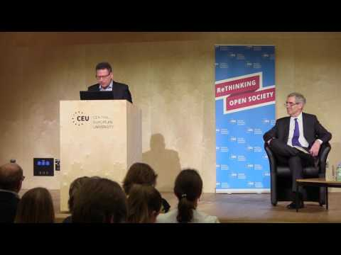 Robert D. Kaplan - Eurasia, Europe and the Question of U.S. Leadership, May 31, 2017