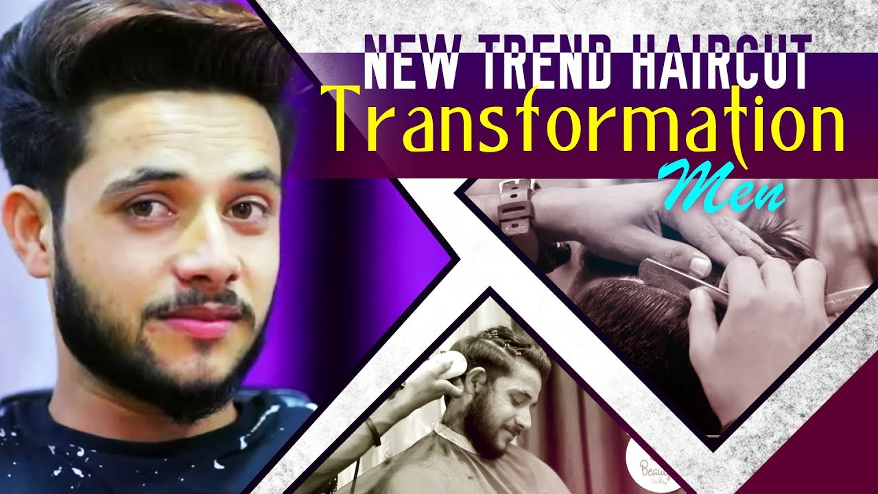 New Trend Haircut Transformation Men Before And After 2019 Best Hairstyle For Men