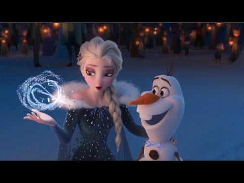 Download Olaf's Frozen Adventure - ALL BEST SCENES (HD)