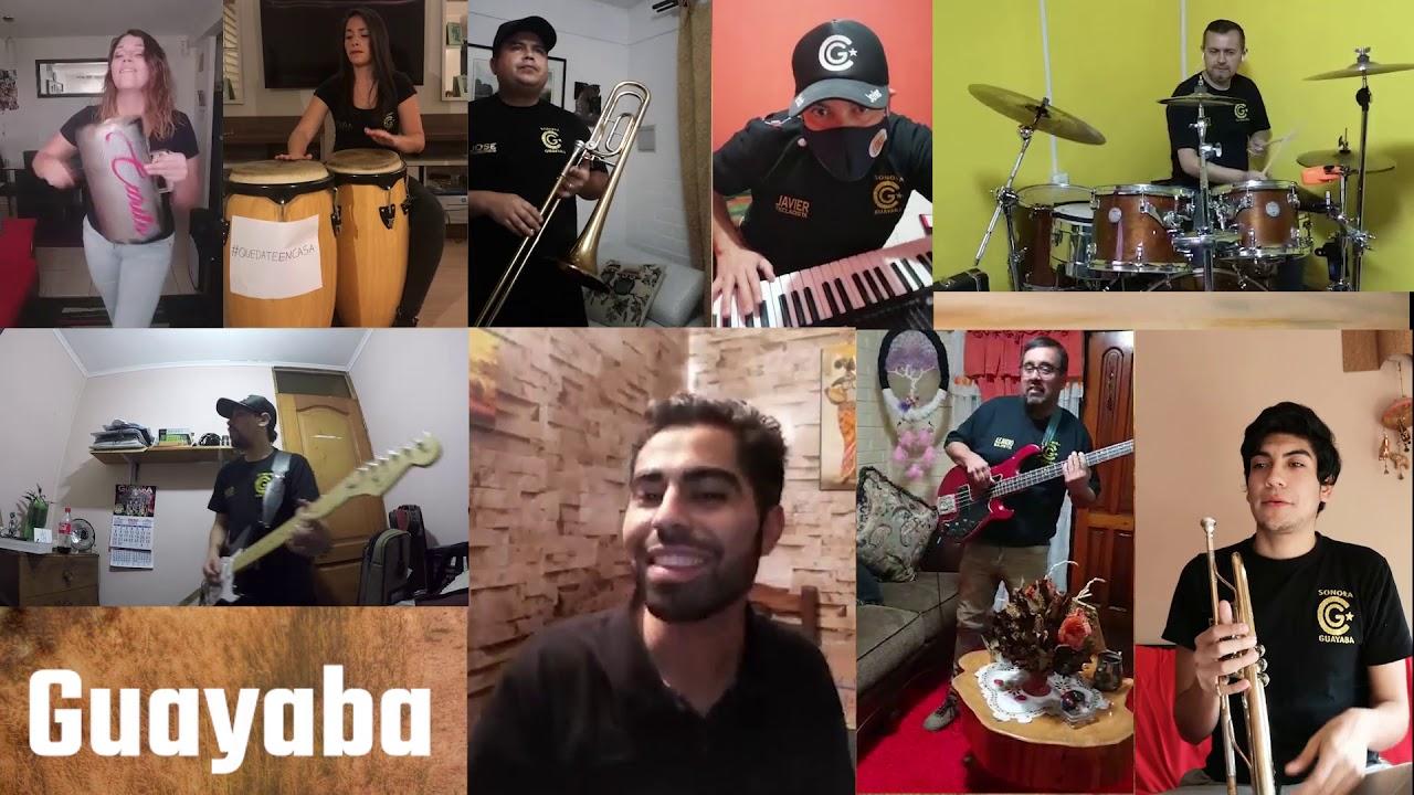 Mix Sonora Guayaba -  Que Me Coma el Tigre / La Maestranza / Así Como Empezaron Papá y Mamá