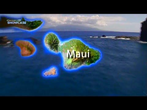 Гавайские острова.  Самое красивое и интересное на острове МАУИ