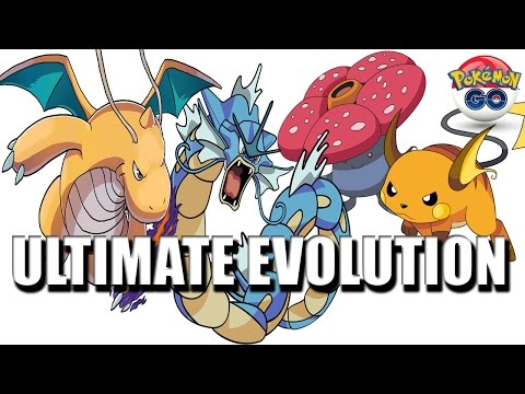 Pokemon Go Indonesia EVOLUSI 25 RARE POKEMON!!
