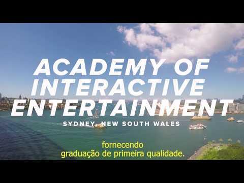 Academy of Interactive Entertainment e Canvas: permitindo a professores e alunos controlar seu LMS