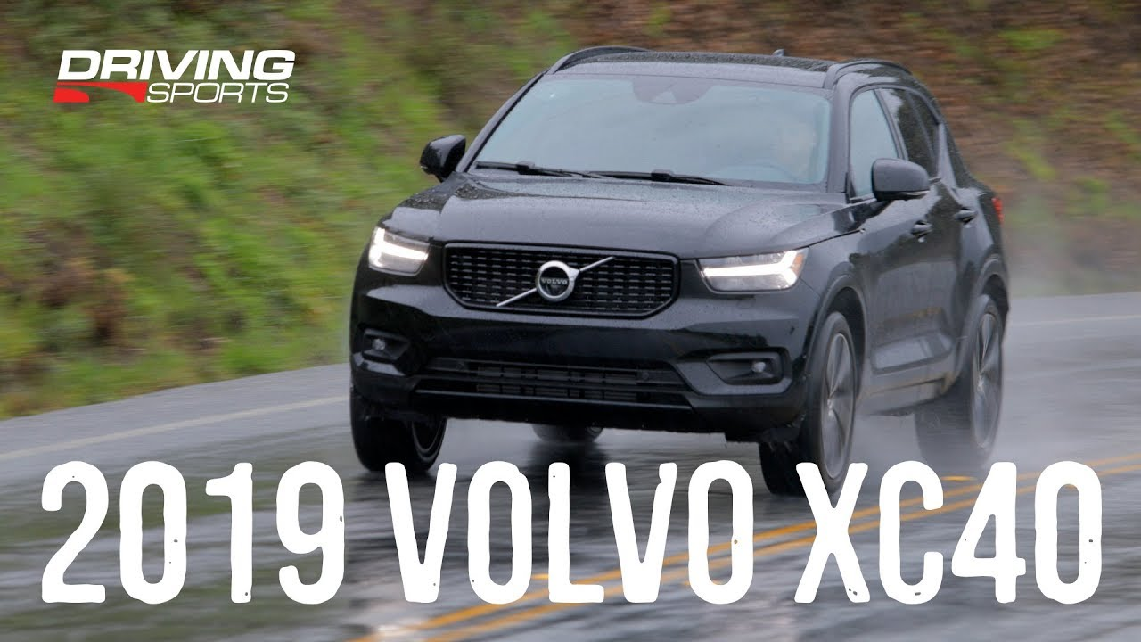 2019 Volvo Xc40 T5 R Design Compact Crossover First Drive