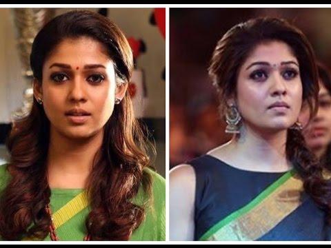 Nayanthara Hairstyles Tutorial|Part-1|