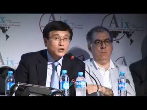 Session 15 : Relancer la gouvernance économique mondiale - Aix 2013