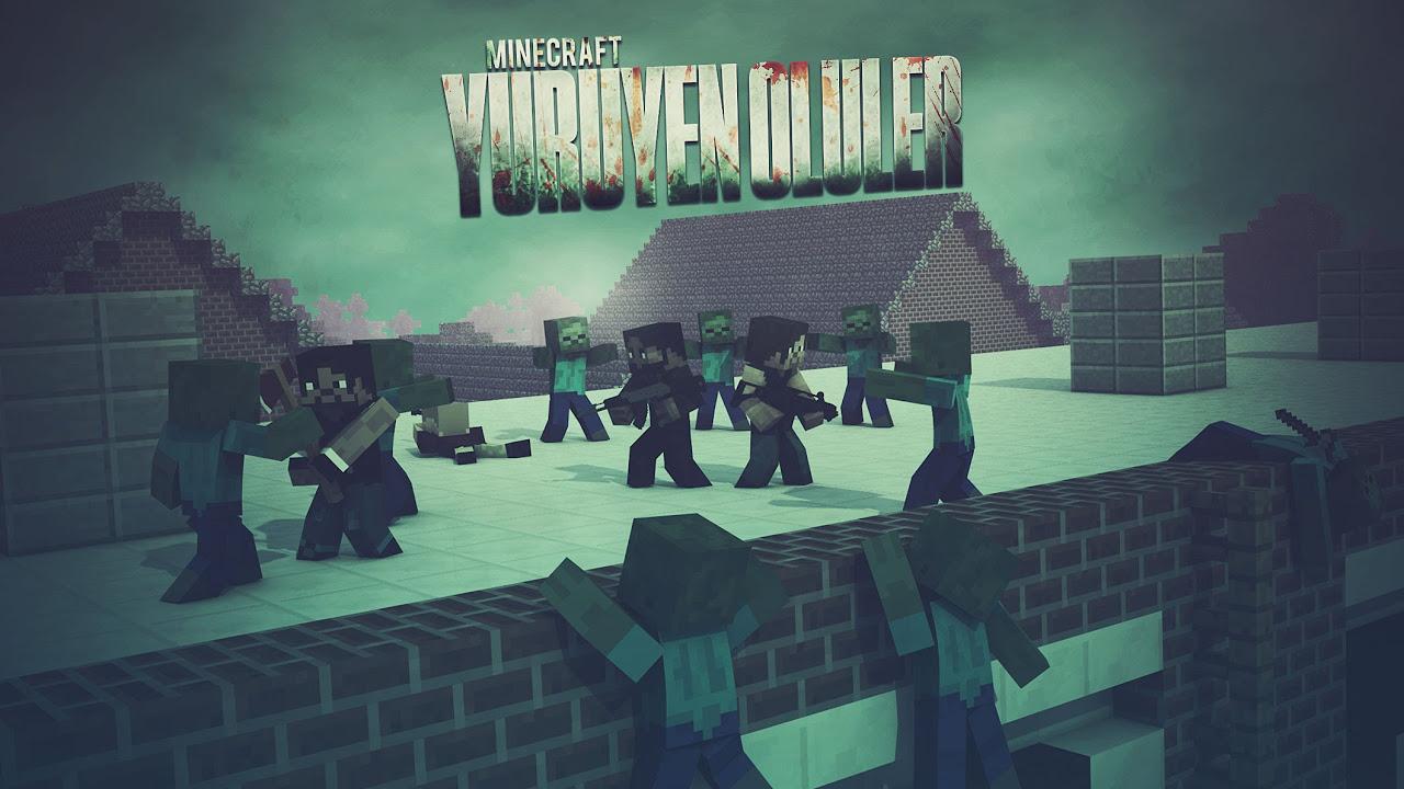 ISIRAN ZOMBÄ°LER!   DÃœNYANIN SONU    Minecraft Roleplay