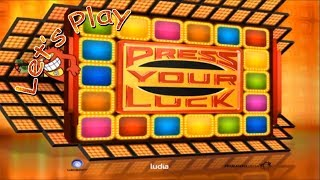 Let's Play Press Your Luck: 2010 Edition (Wii)