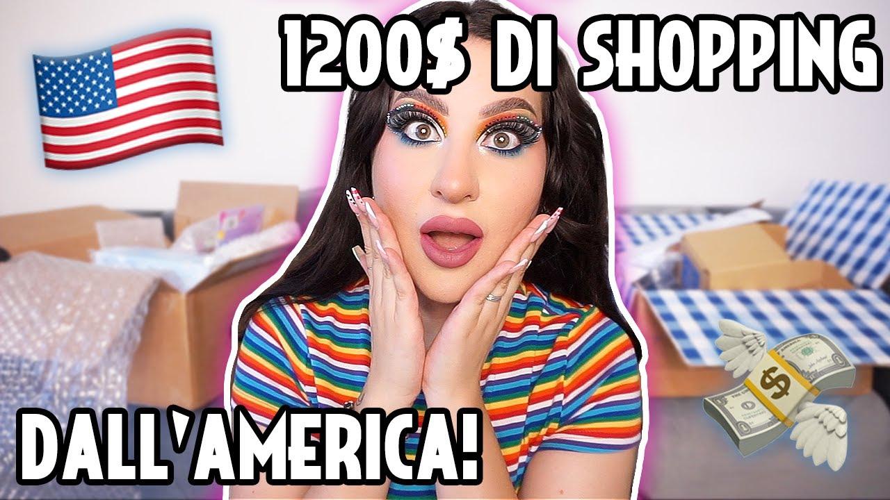 1200$ DI SHOPPING DALL'AMERICA! 🇺🇸 SUPER HAUL Ulta, Sephora, Bath & Body Works ecc