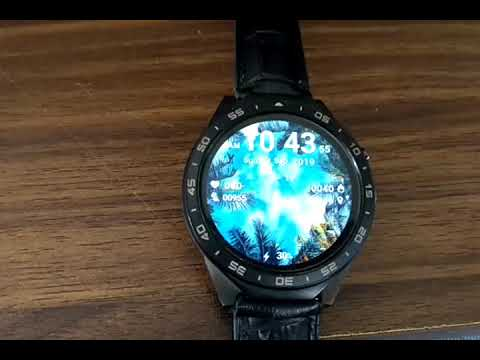 kospet watch faces, Android 5.1, 7.0, 7.1
