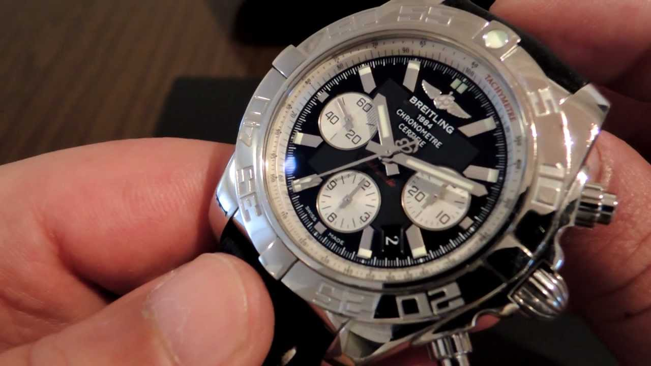 watches breitling