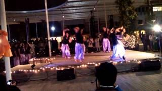UT Dallas Diwali 2012 Dance performance