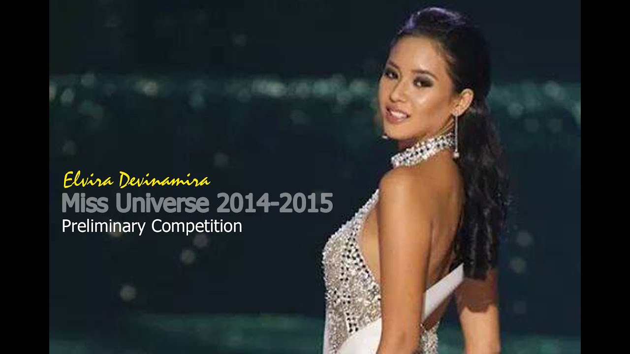 Hd miss indonesia elvira devinamira miss universe 2015 hd miss indonesia elvira devinamira miss universe 2015 preliminary competition youtube reheart Images