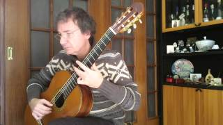 The Godfather Waltz (Classical Guitar Arrangement by Giuseppe Torrisi)