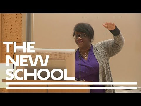 Tressie McMillan Cottom | Race in the U.S. | A free public course at The New School