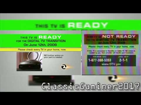 KTVU DTV Transition (On-Screen) Test Comparison Analog/Digital (Part 1)