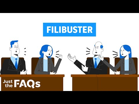 Filibuster: What it is, how it could affect Biden's agenda in Senate    Just the FAQs
