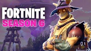 Straw Stuffed for Halloween - Fortnite Battle Royale Xbox One X Gameplay - Season 6