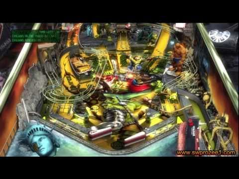 Zen Pinball 2: World War Hulk