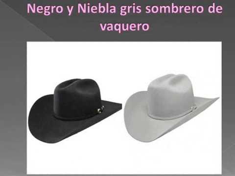 Las últimas colecciones de fieltro sombreros de vaquero. Trajes Parahombre 3b3e4d4d2e0