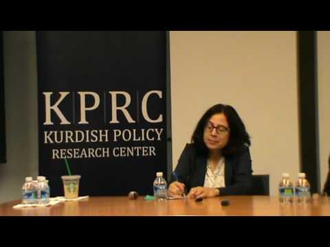 """Panel Discussion """"Turkey's Intervention in Rojava and Its Consequences"""" 2/3"""