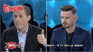 Zone e lire - Fitim Zekthi dhe Arjan Curi - Debati / Si t'u duk Lul Basha? (08 mars 2019)