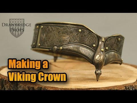 making-a-viking-crown---how-i-build-armour