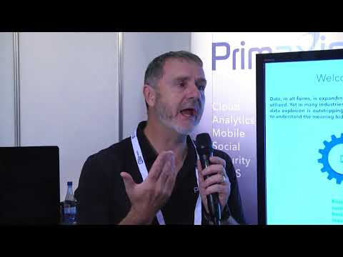 Primaxis with Steve Hooper    Connect Expo 2017