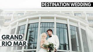2020 PUERTO RICO OutDoor Destination Wedding @ Wyndham GRAND Rio MAR