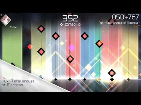 VOEZ 2nd Anniversary - Nyx -Fatal arousal of Madness- / FIG
